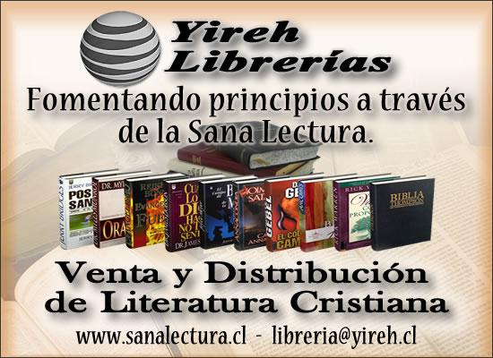 Yireh Librerias